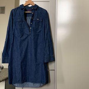 Tommy Hilfiger Jean Shirt Dress